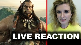 Warcraft Movie Trailer REACTION aka REVIEW - Beyond The Trailer