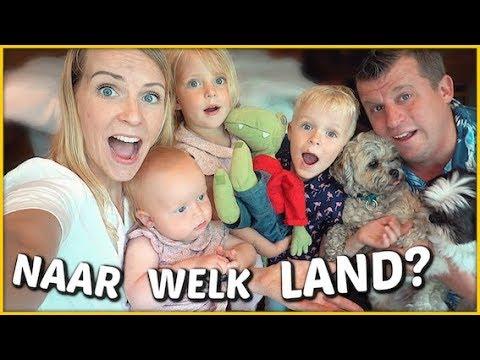 WAAROM GAAN WE WEER WEG? 🤔  Bellinga Familie Vloggers #1408