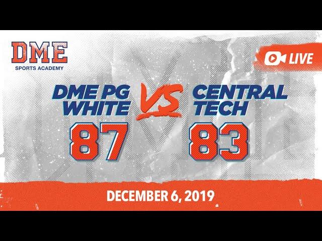 DME PG Team White vs Central Tech