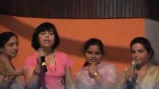Ude jab jab zulfein teri - Karaoke & Dance 1
