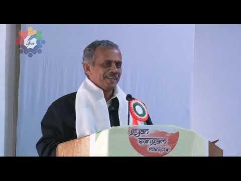 Shri. J. Nandakumar | National Convenor, Pragya Pravah