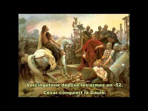 Histoire de première secondaire - HEC - Réalité 4  - La romanisation - Capsule 1