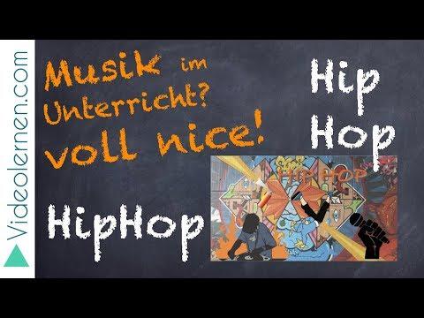 Hip Hop im Musikunterricht
