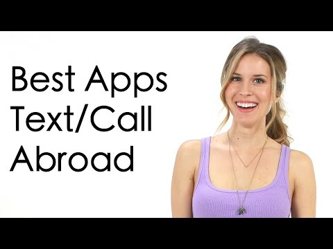 Best Apps to Call/Text Internationally for FREE | Travel Tips & Tricks | How 2 Travelers