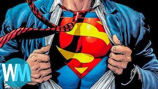 Aptalca Aşırı Güçlendirilmiş 10 Süper Kötü!