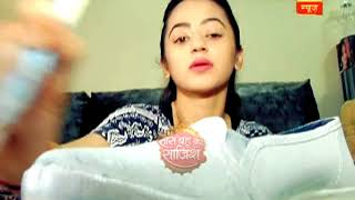 SBS Special: Learn shoes DIY with actress Helly Shah