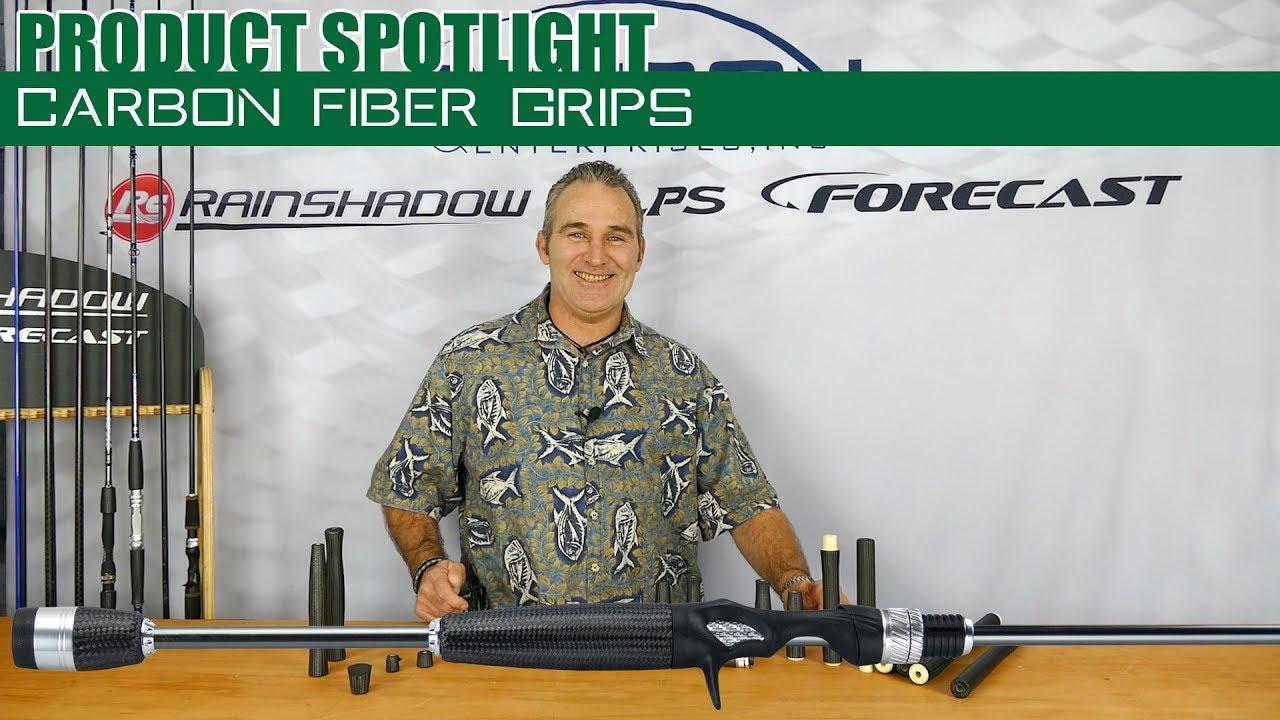 Spotlight: ForeCast Carbon Cast & Spin Grips