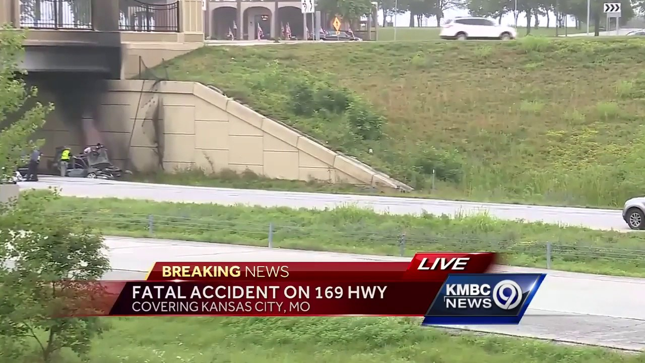 1 dead in crash, car fire on 169 Highway