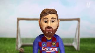Is Lionel Messi Even Human? (A Stop Motion Animation)