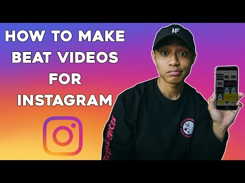 The BEST way to make BEAT S for INSTAGRAM  2018