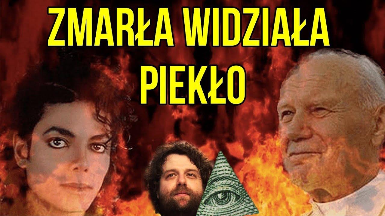 Zmarła i Była w Piekle. Widziała tam Papieża Jana Pawła II i Gwiazdy Hollywood
