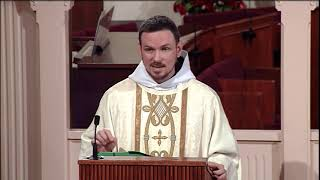 Daily Readings and Homily – 2021-01-12 – Fr. Patrick