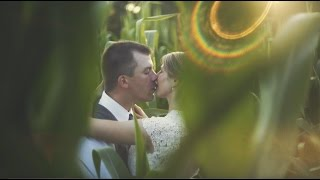 Michael + Shannon - Gorgeous Outdoor Wedding!