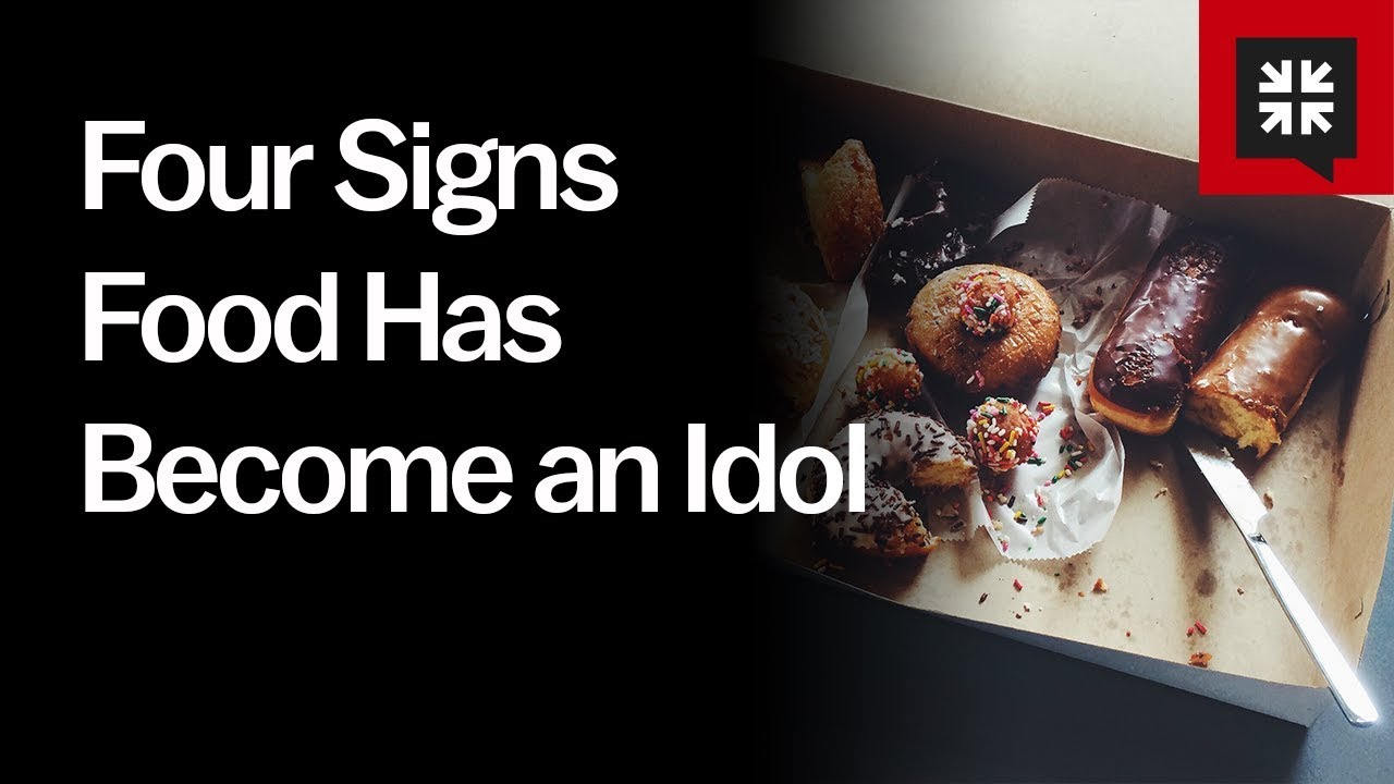 Four Signs Food Has Become an Idol // Ask Pastor John