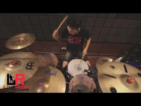 [Teaser] มันเป็นใคร - Polycat (drum cover by Aeh Masksender) | Liveroom Music&Studio