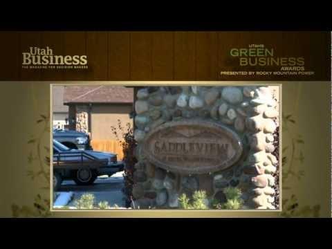 Mountain Vista Homes:  Utah Green Business Awards