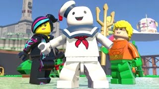 LEGO Dimensions - LEGO Movie World 100% Guide (All Collectibles)