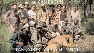 Video SAVANNAH BUFFALO and ANTELOPES HUNTING (Chasse) in CAMEROON. By Seladang download MP3, 3GP, MP4, WEBM, AVI, FLV Agustus 2018