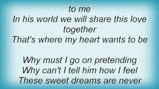 Emmylou Harris - In His World Lyrics