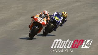 MotoGP 14 - PC ULTRA SETTINGS - Rossi @ Laguna Seca