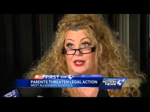 West Allegheny Middle School parents confront school board over 'Kindness Workshop'