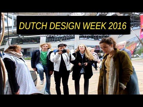 DUTCH DESIGN WEEK 2016.