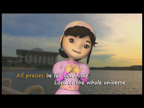 Voices Of Ummi - The Meaning Of Al Fatihah | Kids Song | Kids Videos | Kids Channel