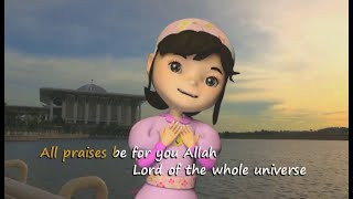 Video Voices Of Ummi - The Meaning Of Al Fatihah | Kids Song | Kids Videos | Kids Channel download MP3, 3GP, MP4, WEBM, AVI, FLV September 2018