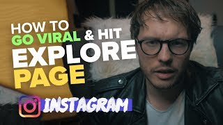 how to get on the explore page on instagram. ⭐️WAYS TO GO VIRAL in 2018 ⭐️