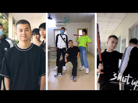 Tiktok VN - Trending tiktok Trùm Trường - Nguyễn Tiến Đạt | B-Studio