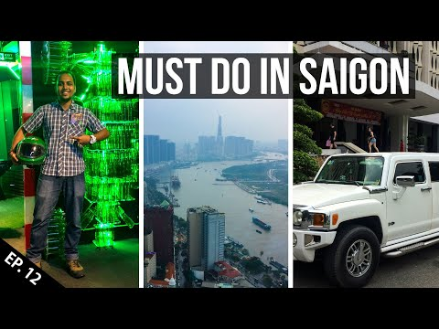 Ho Chi Minh City- Things to Do in One Day   Episode 12