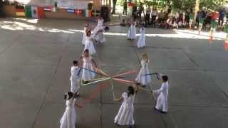 Musica de la danza de los listones