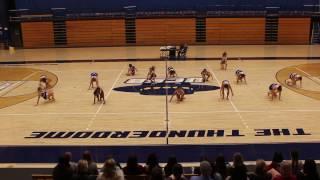 2016 2017 ucsb dance team send off 4 4