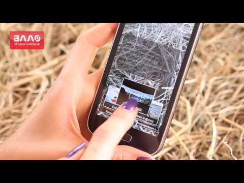 Видео-обзор смартфона Samsung Galaxy Ace 3