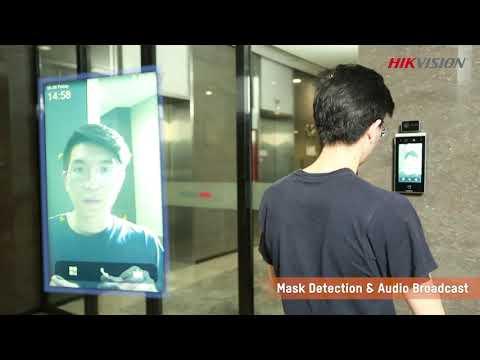 AI顔認証タブレット型サーモグラフィカメラ 製品紹介