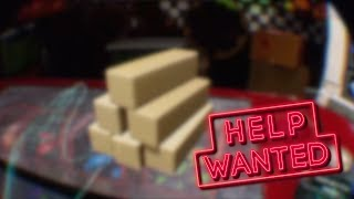 Five Nights at Freddy´s VR Help Wanted (Dzień 2.2)