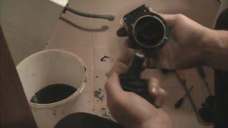 видео Замена насоса стиральной машины Indesit