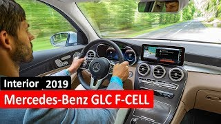 Mercedes-Benz GLC (2019) F-CELL - TEST Drive