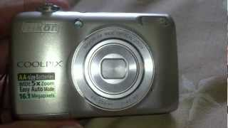 Nikon Coolpix L26 preview