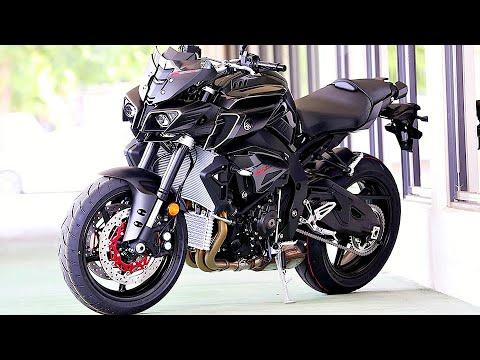 😎 Yamaha MT 10 - R1 для Города 👍!
