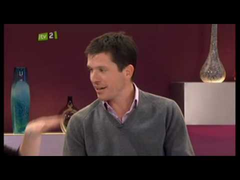 Tim Henman Interview - Loose Women - 23rd March 2010
