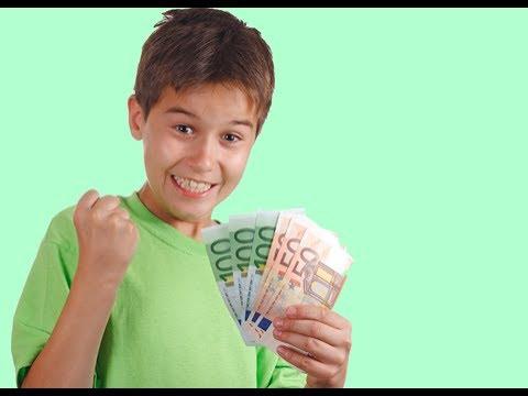 هل يمكن ان اكسب المال فى سن المراهقة؟!