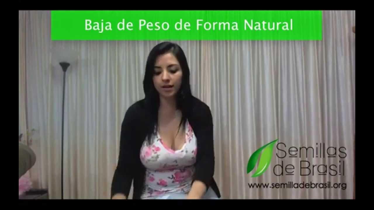 Semilla De Brasil Original Como Tomar Youtube