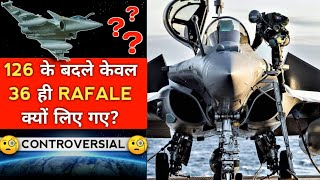 Why Exactly 36 Rafale Were Purchased? IAF 36 Rafale Deal Explained