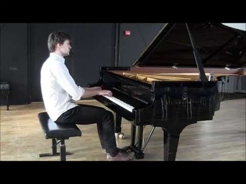 Tarantella, Music for Children, Op.65 Prokofiev, Sergey - performed by Jaak Sikk