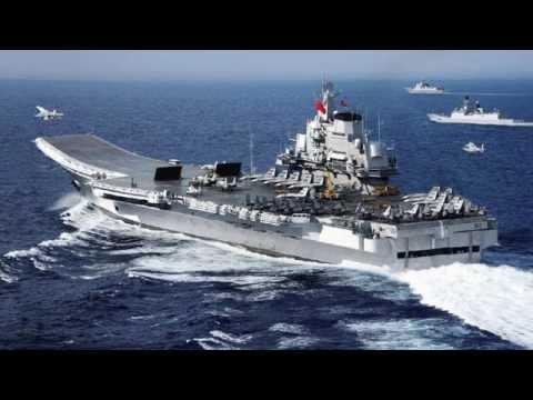 Portaaviones chino atraca en la Base Rusa de Tartus en Siria