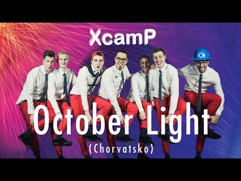 Večerní koncert - October Light, Chorvatsko - Živý přenos XcamP 2019