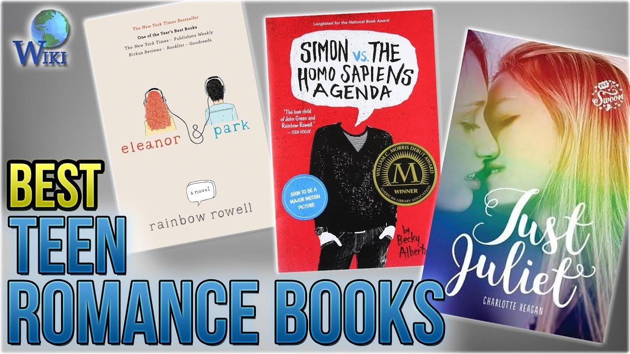 10 Best Teen Romance Books 2018 Youtube