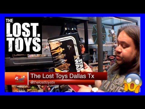 The Lost Toys dallas Tx ★ juegos juguetes y coleccionables ★ ✔