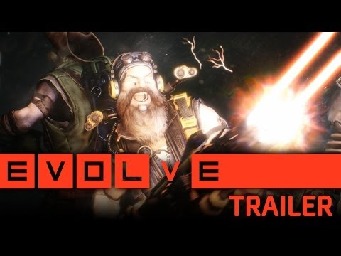 Evolve - Happy Hunting - Official Trailer